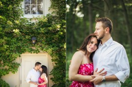 Engagement session at Nichol's Arboretum | Nicole Haley Photography