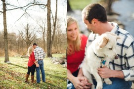 Hudson Mills Metropark Engagement Session | Nicole Haley Photography