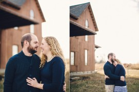 Ann Arbor Engagement Session | Nicole Haley Photography