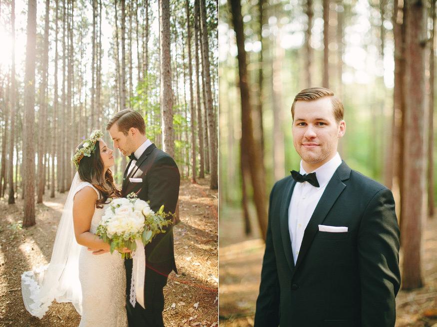 Woodland Wedding Photography: Woodland Wedding Photography
