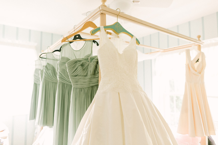 Oakhurst Country Club Wedding Photography | Nicole Haley Photography