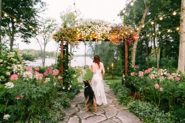 Sunset Cove Bed and Breakfast Wedding | Nicole Haley Photography