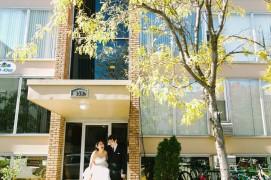 City Hall Wedding Photography - Ann Arbor | Nicole Haley Photography