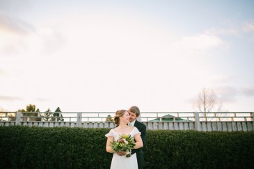 Matthaei Botanical Gardens Wedding Photography by Nicole Haley