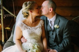 Sunset Cove Bed and Breakfast Wedding by Nicole Haley Photography