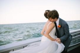 Grosse Pointe Little Club wedding photography | Nicole Haley Photography