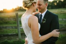 Misty Farm wedding photography by Michigan wedding photographer, Nicole Haley Photography