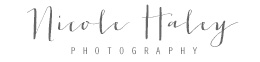 Nicole Haley Photography | Ann Arbor wedding photographer, Nicole Haley,  brings a fine art style to Michigan wedding photography logo